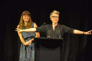 Jo Randerson, Wellington Theatre Awards