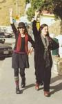Sally and Jill, 2002